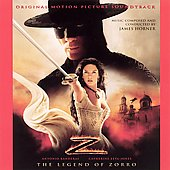 James Horner: The Legend of Zorro [Original Motion Picture Soundtrack]