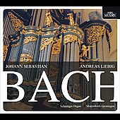 J.S. Bach: Organ Works, Vol. 1