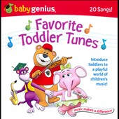 Various Artists: Baby Genius: Favorite Toddler Tunes