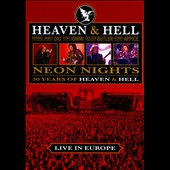Heaven & Hell: Neon Nights [DVD]