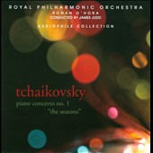 Tchaikovsky: Piano Concerto No. 1; The Seasons