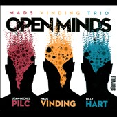 Mads Vinding Trio: Open Minds [Digipak] *