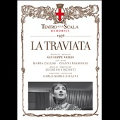 Verdi: La Traviata (1956) / Maria Callas, Gianni Raimondi [CD+Book]
