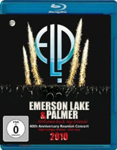 Emerson, Lake & Palmer: 40th Anniversary Reunion Concert: High Voltage Fest
