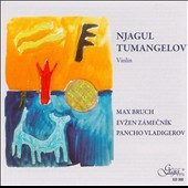 Njagul Tumangelov plays Bruch, Zamecnik & Vladigerov