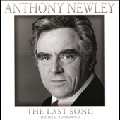 Anthony Newley: The  Last Song: The Final Recordings *