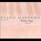 Weber Iago: Adventure Music: Piano Masters Series, Vol. 3 [Digipak]