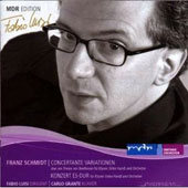 Franz Schmidt: Piano Concerto in E flat (left hand); Concertante Variations on a Theme by Beethoven / Carlo Grante, piano