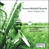 Roscoe Mitchell Quartet/Roscoe Mitchell: Live at