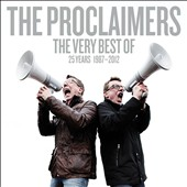 The Proclaimers: The Very Best Of: 25 Years 1987-2012