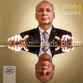Scarlatti: Piano Works, Vol. 6 / Boris Bloch, piano