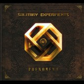 Solitary Experiments: Phenomena [Digipak]