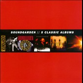 Soundgarden: 5 Classic Albums [Box] *