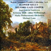 British Composers Premiere Collections, Vol. 2