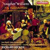 Vaughan Williams: Five Tudor Portraits, etc / Hickox, et al