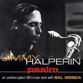 Jimmy Halperin: Psalm