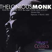 Thelonious Monk: Paris Jazz Concert, Vol. 1
