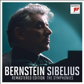 Sibelius: The Symphonies; Violin Concerto; Luonnotar, Op. 70; Valse Triste; Pohjola's Daughter; Tone Poems / Bernstein, New York PO [7 CDs]