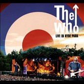 The Who: Live in Hyde Park [CD/DVD] *