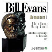 Bill Evans (Piano): Momentum [Limited Edition]