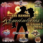 Various Artists: Las  Bandas Romanticas de America' 2016
