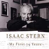 Isaac Stern - My First 79 Years