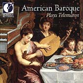 American Baroque Plays Telemann
