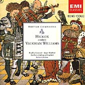 British Composers - Hickox conducts Vaughan Williams