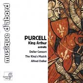 Purcell: King Arthur extraits / Deller, King's Consort