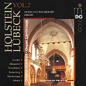 Organ Landscape - Historic Organs of Holstein-L&uuml;beck Vol 2