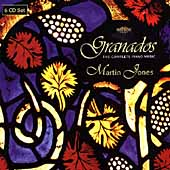Granados: Complete Piano Music / Martin Jones