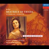Bellini: Beatrice di Tenda / Sutherland, Pavarotti