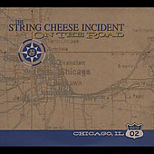 The String Cheese Incident: On the Road: 04-12-02 Chicago, IL