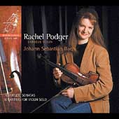 Bach - Complete Sonatas and Partitas for Violin Solo/ Podger
