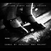 Songs of Debussy and Mozart - Juliane Banse, András Schiff