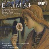 Mielck: Symphony in F minor, Konzertst&uuml;ck / Oramo, Storgards