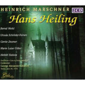 Marschner: Hans Heiling / Albrecht, Weikl, Schr&#246;der-Feinen