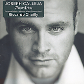 Joseph Calleja - Tenor Arias - Verdi, etc / Chailly, et al