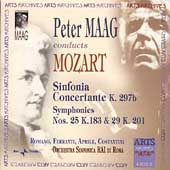 Mozart / Peter Maag
