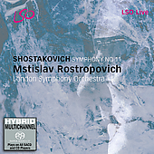 Shostakovich: Symphony no 11 / Rostropovich, London SO