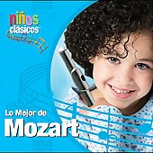 Ni&ntilde;os Cl&aacute;sicos - Lo mejor de Mozart