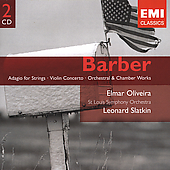 Gemini - Barber: Orchestral & Chamber Works / Slatkin, et al