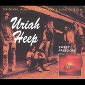 Uriah Heep: Sweet Freedom [Bonus Tracks]
