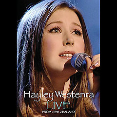 Hayley Westenra / Live From New Zealand [DVD]