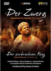 Zemlinksy: The Dwarf, Ullmann / Conlon/LA Opera, Dixon, Dunleavy [DVD]