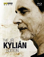 The Jirí Kylián Edition - 22 legendary choreographies by Jirí Kylián, over 800 minutes on dance / Netherlands Dance Theater [10 Blu-ray]