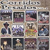 Various Artists: Corridos Pesados [Freddie]