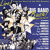 Johnny Nicholas: Texas All-Star: Big Band Bash