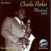 Charlie Parker (Sax): Montreal (1953)