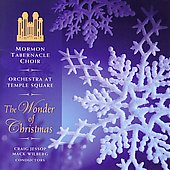 The Wonder of Christmas / Mormon Tabernacle Choir, et al